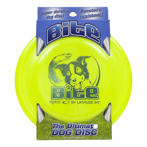 Bite Dog Disc frisbee