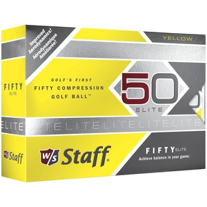 W/S Fifty Elite 12-Ball, golfball