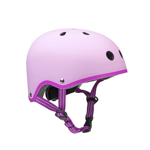 Micro helmet pink, sykkelhjelm S/48-52