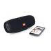 Charge3 Black, vanntett BT-høyttaler/nødbatteri