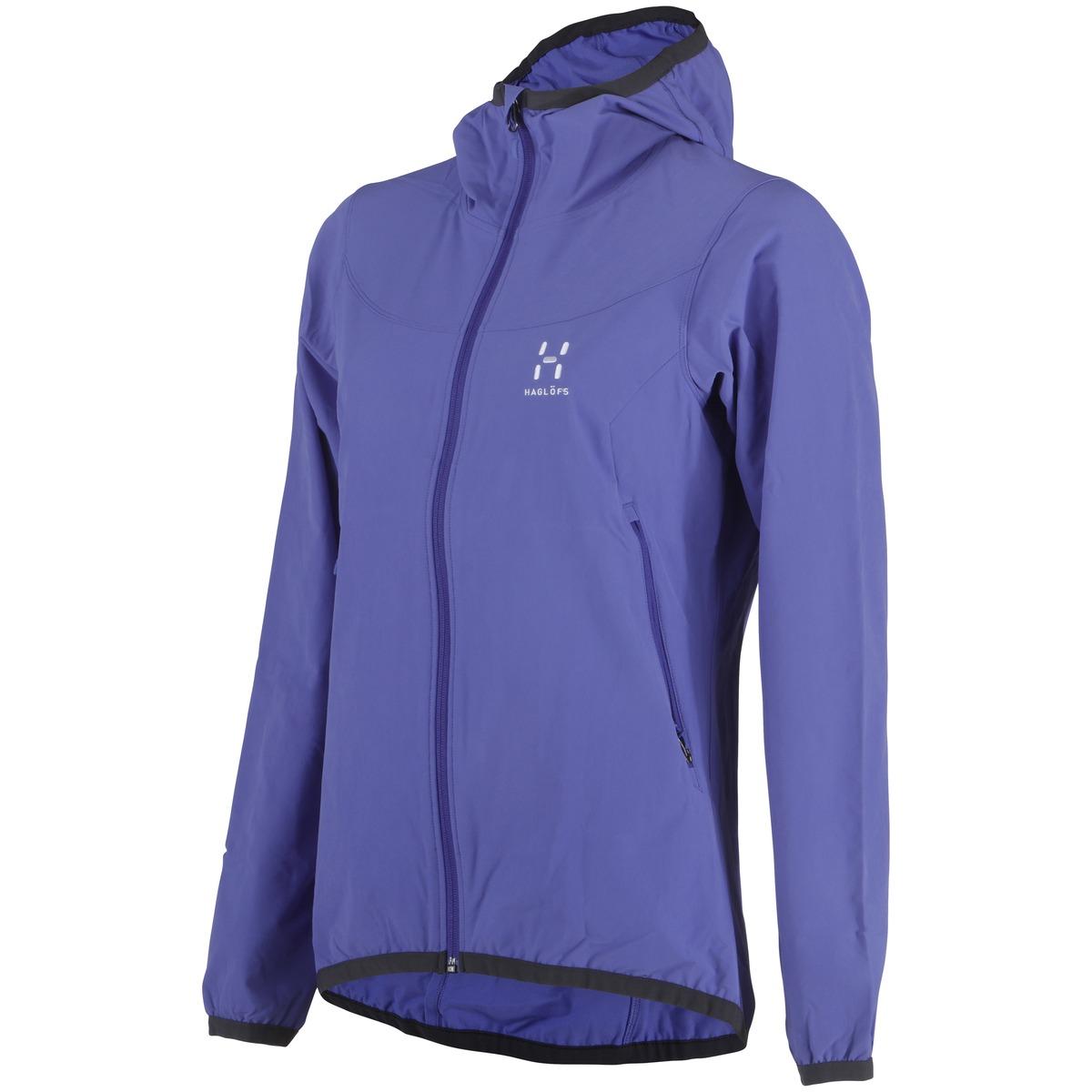 Apex Hood Jacket, softshelljacka dam