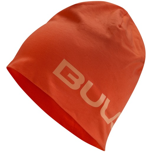 Bula Logo Beanie Orange One Size