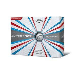 Supersoft 17, golfballer