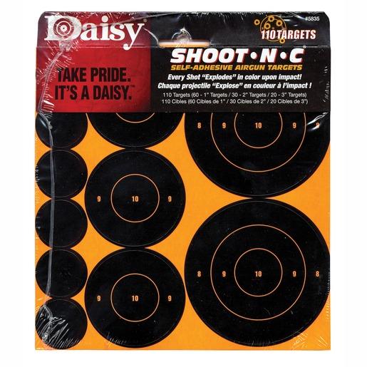 Shoot*N*C Targets