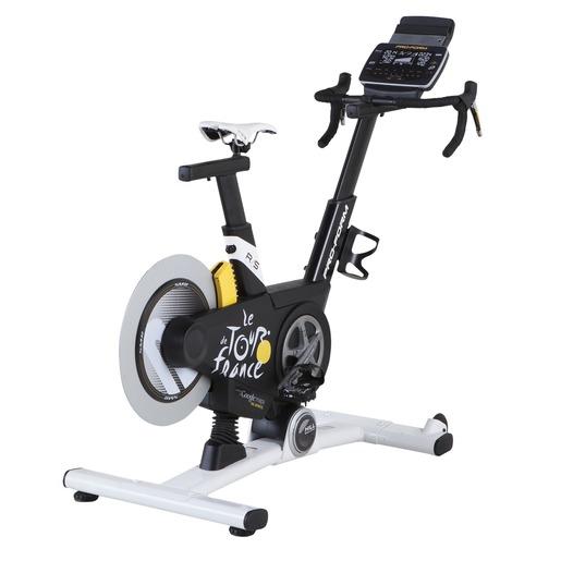 TdF 2.0, spinningcykel
