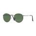 Round Metal 029 50, solbriller