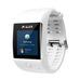 Pulse Polar M600 HRM GPS White, multisportklokke med GPS