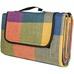 Picnic Rug Multicolor/Checked