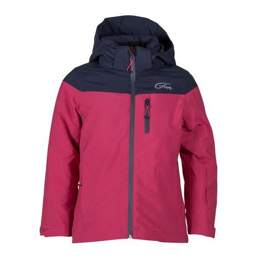 Five Seasons Monterrosa Jacket, skijakke junior 122/128