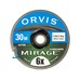 Mirage Fluorocarbon Tippet 30 m 1X 0,25 mm