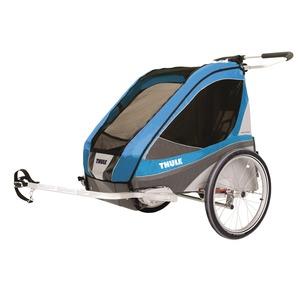 Sykkelvogn, barnesete og sykkeltransport