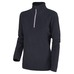 Kinell Fleece Half Zip, fleecegenser dame