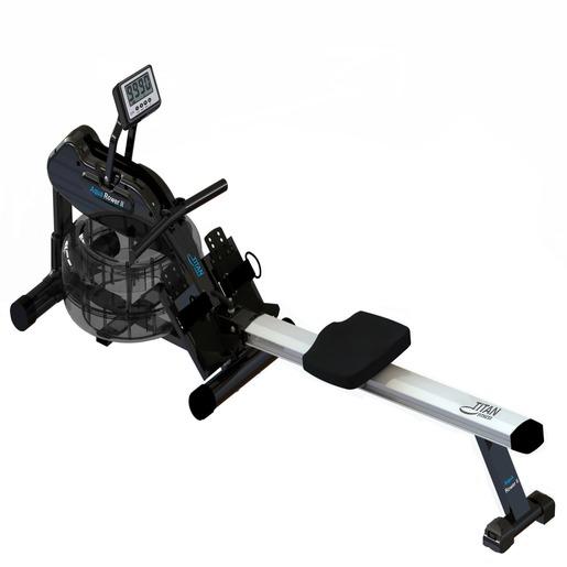 Rower Aqua II, roddmaskin