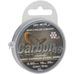 SG Carbon49 0.60mm 16kg 35lb Coated Grey 10m Coated Grey