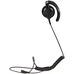 Ear plug on-ear (3,5mm), øremusling for jaktradio