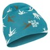 Runni AOP Bird Beanie W Biscay Bay