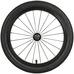 Spare Part Wheelset w/ tube and tire White 17, hjulsett