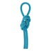 DOUBLE 7,9 MM ROPE blue