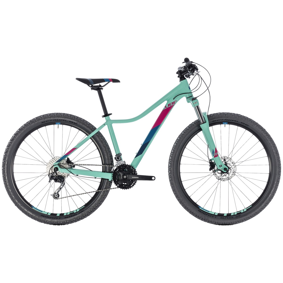 Cube Access WS Pro 18, Mountainbike, Damen -