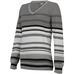 Depths V-neck Sweater, golftröja dam