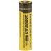 NiteCore NL1826-2600mAh, laddningsbart batteri