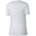 Metallic Top Short Sleeve, t-skjorte dame