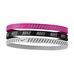 Printed Hazard Stripe Headband 3-pk, hårbånd