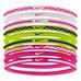 Elastic Hairbands 9-pk 2.0, hårbånd