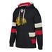 NHL CCM--PULLOVER JERSEY HOOD-17 BLACKHAWKS