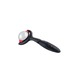 COLD MASSAGE ROLLER BLACK HANDLE BLACK