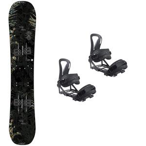 Snowboardpakker