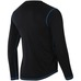 BAUER BASICS LS TOP- BLK
