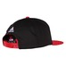 NHL CAP  GLOBAL SERIES DASSLER FLAT BRIM SNAPBACK Black/Red Senators