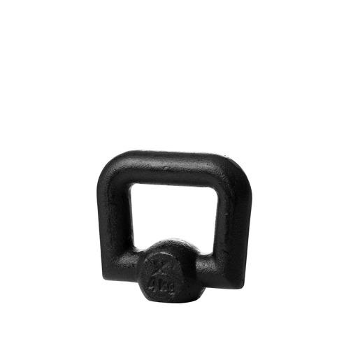 Kettlebells 4 kg (jern)