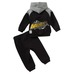 Justice League Hooded Jogger, joggedress baby