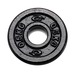 WeightPlate 25mm BLACK