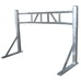 Outdoor Chinning Bar Silver