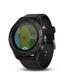 Approach S60, golfwatch BLACK