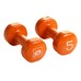 DumbBells Orange