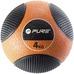 Medicine ball 4kg Orange/Black