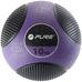 Medicine ball 10kg purple/black