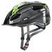 Quattro junior helmet AntraciteGreen