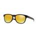 Stringer PlshdBlk w/24KIrd, solglasögon, unisex