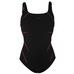 Jewel Swimsuit W BLACK/ROSE
