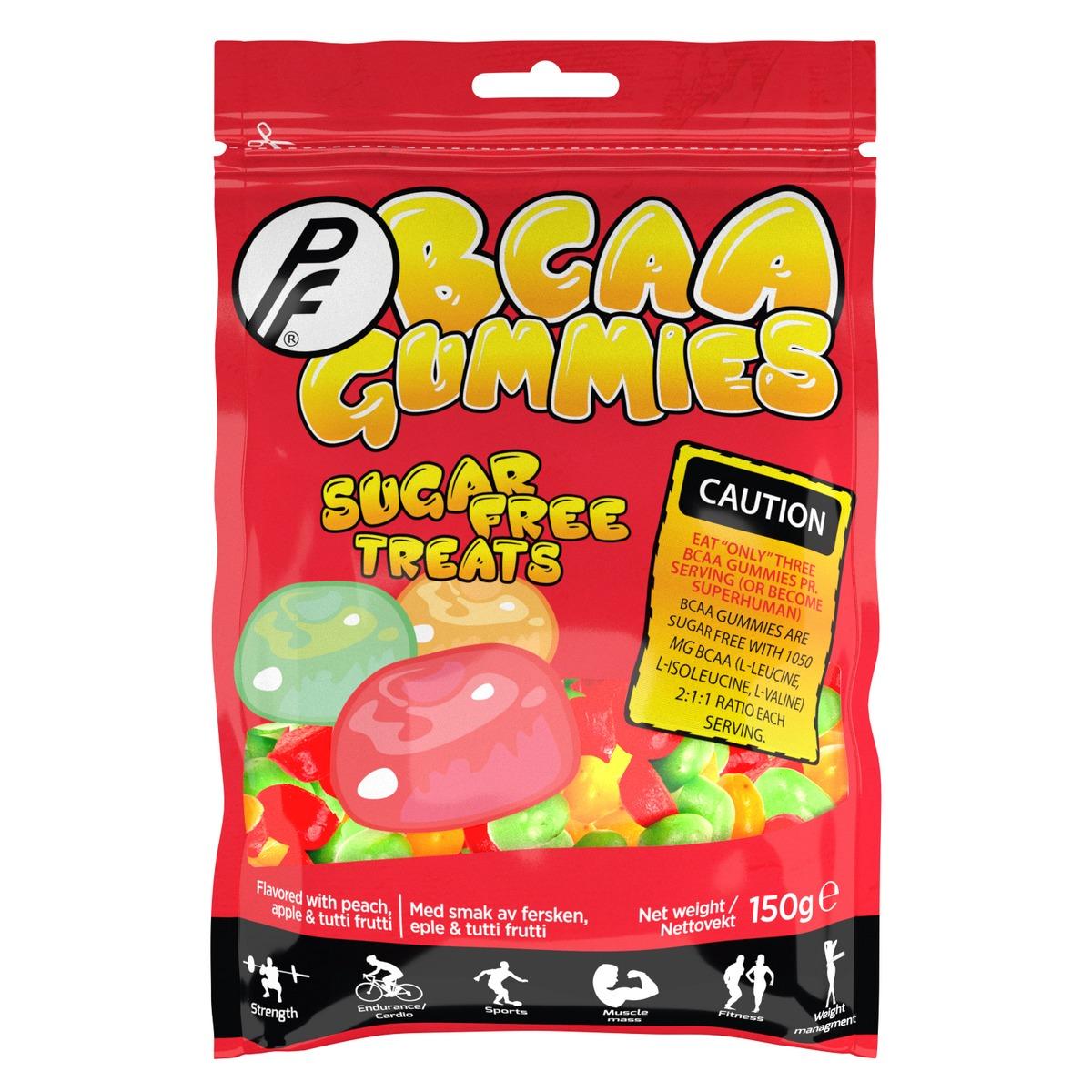 BCAA Gummies