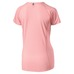 Core-Run S/S Tee W Soft Fluo Peach