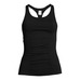Seamless Support Racerback, yoga-singlet dame