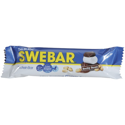 Swebar Low Sugar, proteinbar