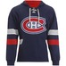 NHL CCM--PULLOVER JERSEY HOOD-17 CANADIENS