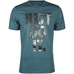 JDI Photo Fill Tee Mns Smokey Blue